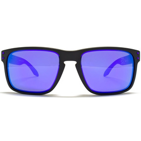 Gafas Oakley Holbrook Unisex De Sol Matte Black/violet Iridi