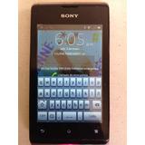 Celular Sony Xperia C1504 Telcel Con Detalle