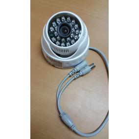 Camara Seguridad Domo Infrarrojo Cctv Dvr 1000tvl 3.6mm