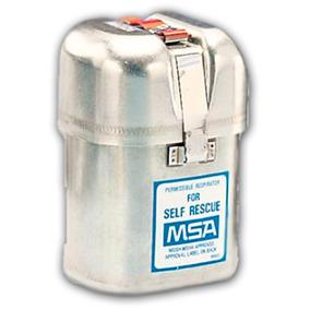 Autorescatador Msa W-65