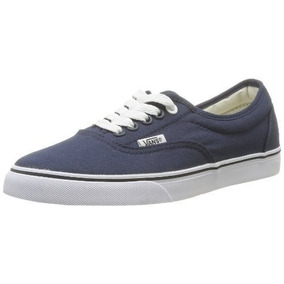 Zapatos Hombre Vans Unisex Lpe Navy true White C Talla 41.5 22410a5e6f3