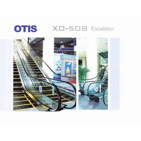 Escalera Eléctrica Pública Otis Xo-508