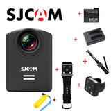 Sjcam M20 4k + Control Remoto + Bateria + Cargador + Monopod