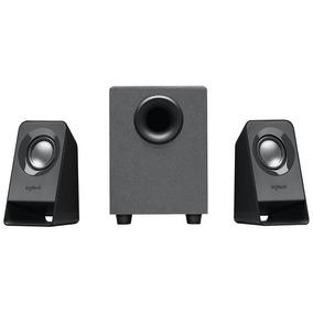 Caixa De Som Speaker 2.1 Z211 Logitech