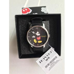 Reloj Coach Mickey Mouse