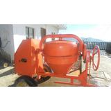 Trompo Mezclador De Concreto Siveti Motor Gal Oil 7hp
