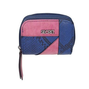 Billetera Secret Otawa Wallet Azul S