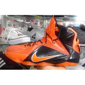 Tenis Zapatillas Nike Lebron James Para Hombre