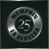 Memphis La Blusera 25 Aniversario Cd X 2 Nuevo