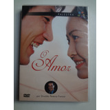Dvd Palestra O Amor Por Divaldo Pereira Franco