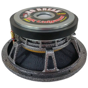 Woofer 12 Pol Unigauss No Break 12 1200w Rms O Mais Potente