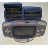 Consola Nintendo Game Boy Advance 5 Juegos Incluidos