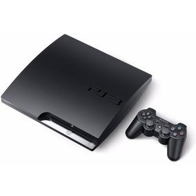 Ps3 Playstation 3 Desbloq 160gb +30acessórios Kit Move Jogos