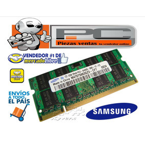 Memoria Ddr2 2gb Laptop Samsung