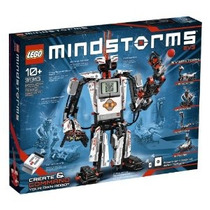Lego Mindstorms 31.313 Programable Ev3 Personalizable Robot