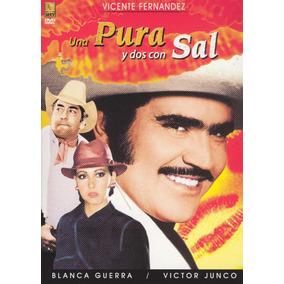 Dvd Vicente Fernandez De Pelicula El Tahur Mv09782 En Mercado