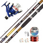 Equipo Pesca Rio Waterdog Caña 2.10m + Reel 602 + Accesorios
