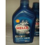 Aceite Semi Sintético Shell 15w 40