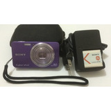 Camara Digital Sony Cybershot 16,1 Mp