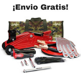 Kit De Emergencia Gato Hidráulico P/ Vehículos Envío Gratis
