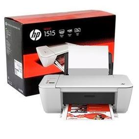 Impresora Hp1515 Multinacional Con Cartuchos(envíos Gratis)