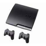 Consola Ps3 Slim Y Ultraslim 120gb Outlet Con 2 Joysticks