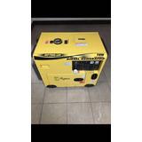 Generador Planta Electrica 5000vatios Sigma Diesel 115/230
