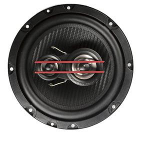 Juego De Bocinas Para Automóvil De 6.5 Y 3 Vías Audiobahn