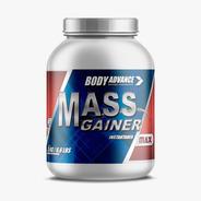 Mass Gainer 3 Kg. Ganador De Peso. Body Advance