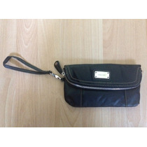 Bolsa Clutch Nine West Negro 100% Original!!