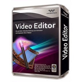 Wondershare Video Editor 4 - Frete Grátis Via Email