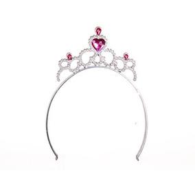 Tiara Corona Reina Disfraz Princesa Fiesta Fantasia Sombrero