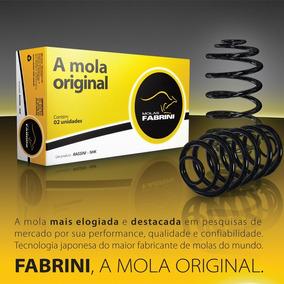Molas Diant Gol Voyage G5 G6 Polo Sem Ar +barra Fabrini 0461