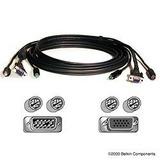 Cable Adaptador Vga Monitor; Ps2,raton Y Teclado.