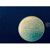 Medalla Antigua Notre Dame Monnaie De Paris