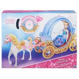 Conjunto Carruagem Cinderela Princesas Disney - Hasbro