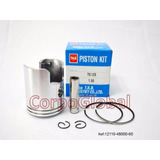 Kit De Piston Suzuki Ts125 W/ring 1.50mm