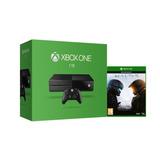 Combo Consola Xbox One 1tb + 4 Juegos Garantia Oficial