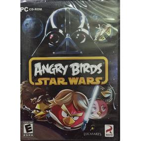 Angry Birds Star Wars Pc Cd-rom Nuevo Original En Ingles