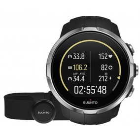 Suunto Spartan Sport Black Multisport Gps Watch Ss022648000