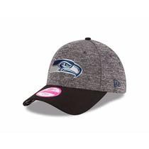 New Era 9forty Seattle Seahawks Nfl Gorra Dama Ajustable
