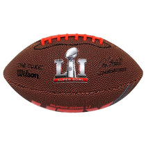 Balón Americano New England Patriots Nfl Super Bowl Li Brady