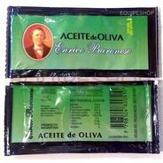 Aceite De Oliva Sobres Individuales 8 Cm3 Aderezo Equipeshop