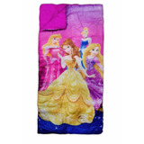 Bolsa De Dormir Infantil Princesas De Disney Camping