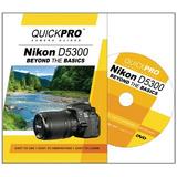 Nikon D5300 Más Allá De Lo Básico Dvd De Quickpro Cámara Gu