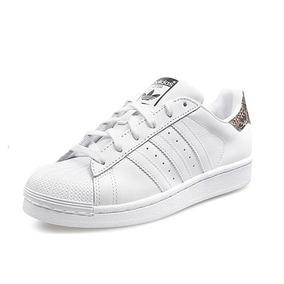 Zapatillas Dama Originals Superstar Blanco T 36,5 # B35439 H