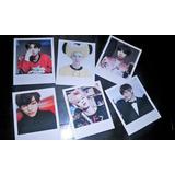 Fotos Tipo Polaroid Kpop Bts, Exo, Got7 Y Más