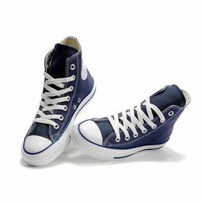 Zapatillas Mujer Converse Ct As Core Hi Navy