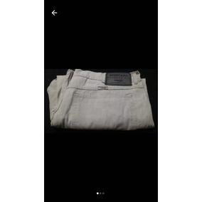 Pantalon Montana Wrangler De Lino Importado