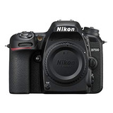 Camara Nikon D7500 Body S/lente ( 6 Cuotas S/interés)
